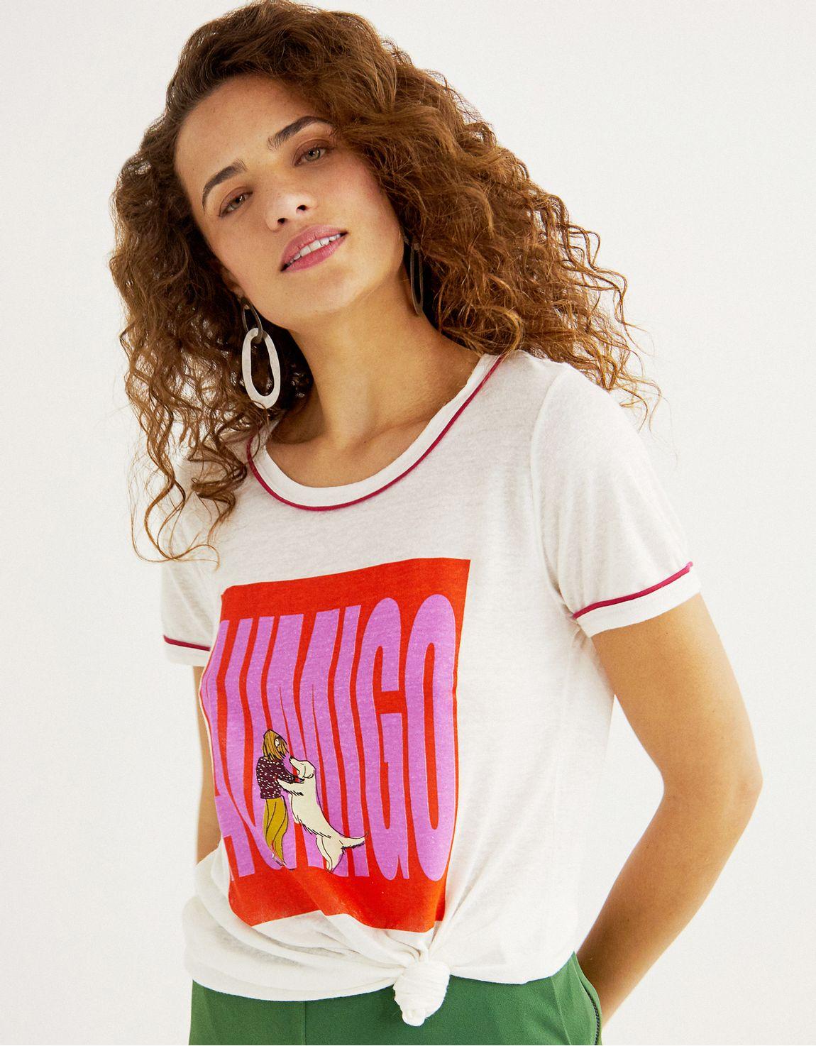 T-shirt aumigo