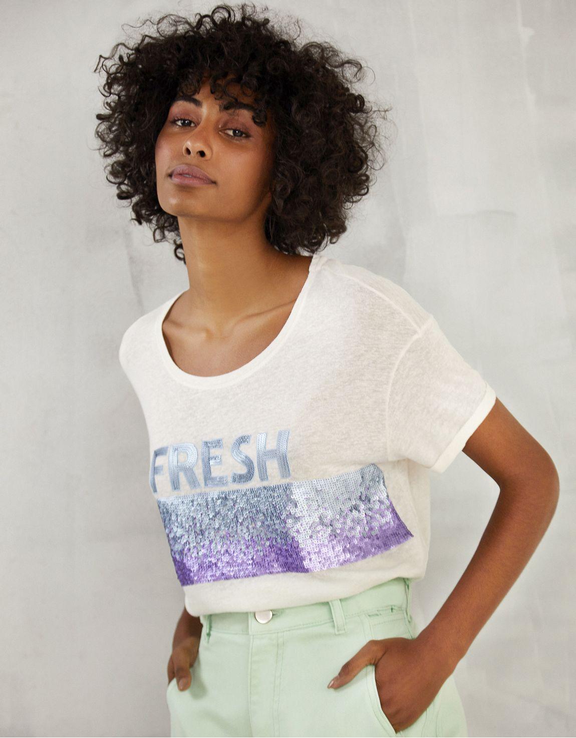 T-shirt fresh paete