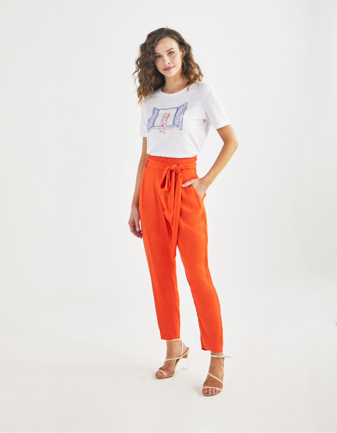 T-shirt aumigos catarina