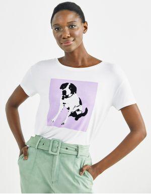 T-shirt aumigos cobogo