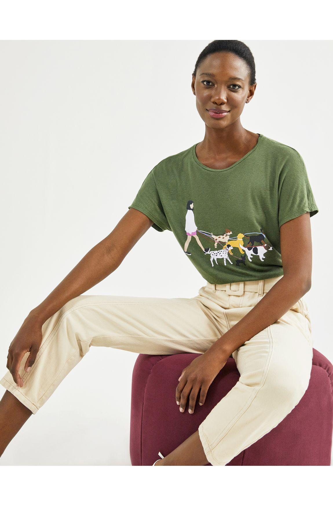 T-shirt aumigos