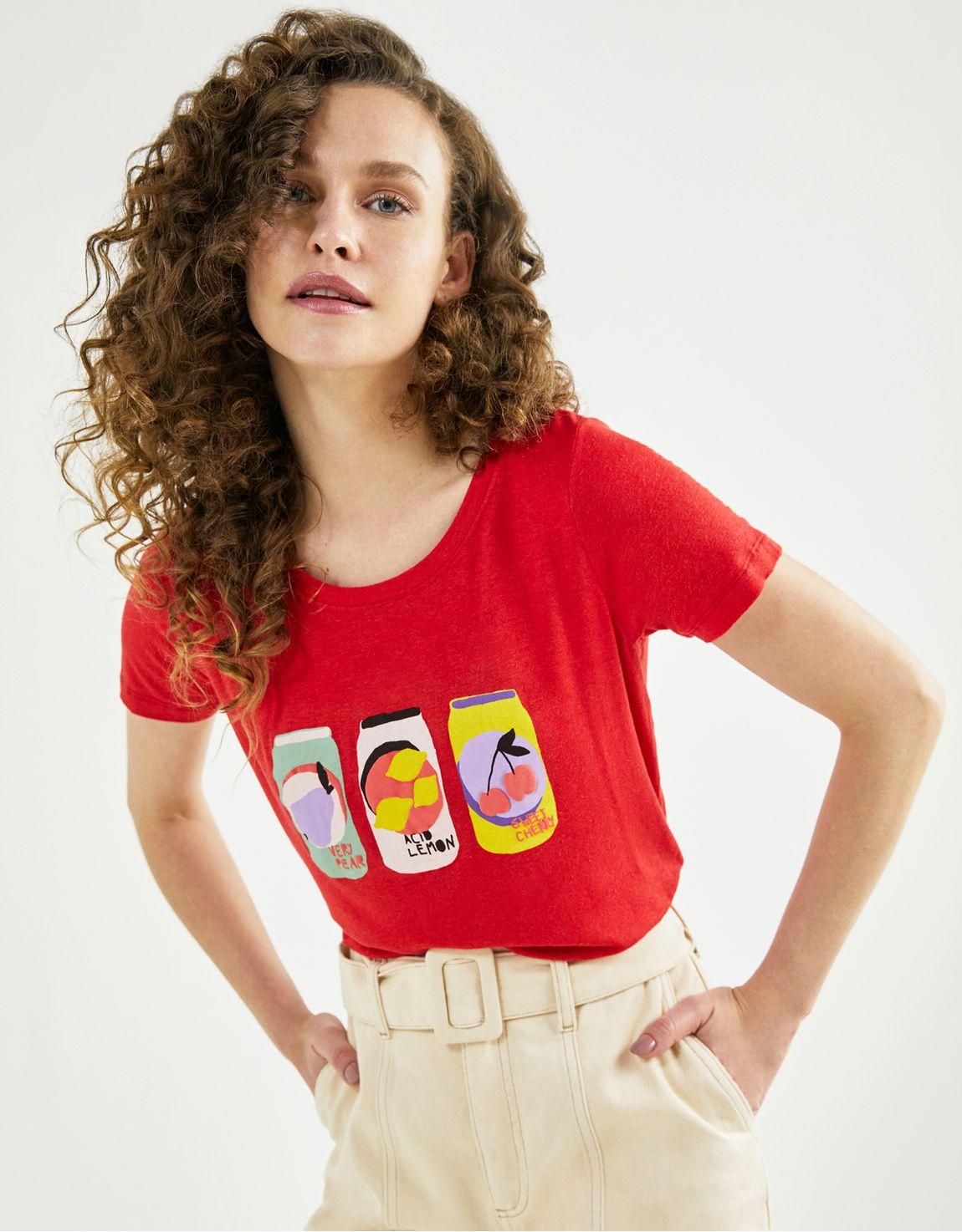 T-shirt sweet cherry