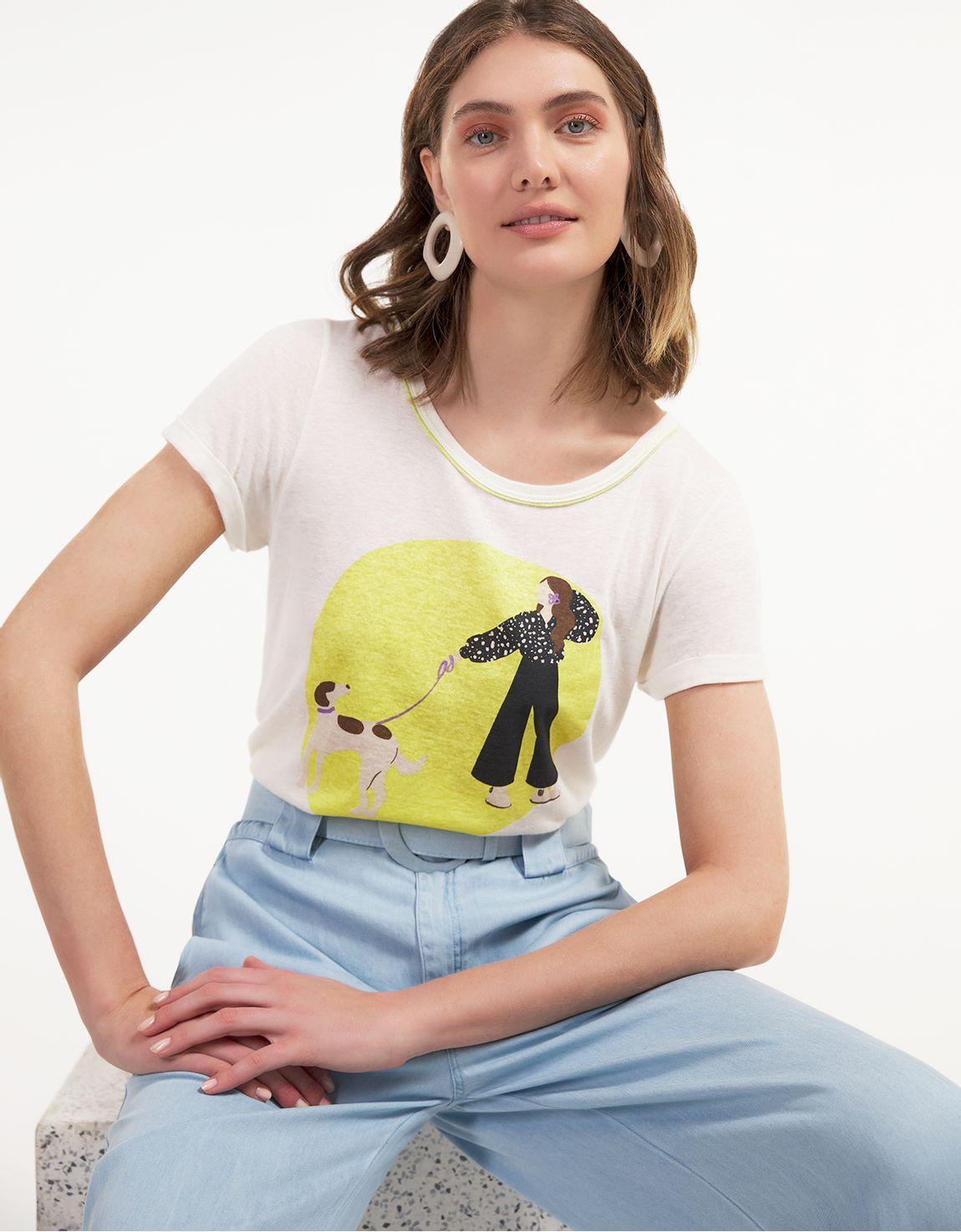 T-shirt luiza