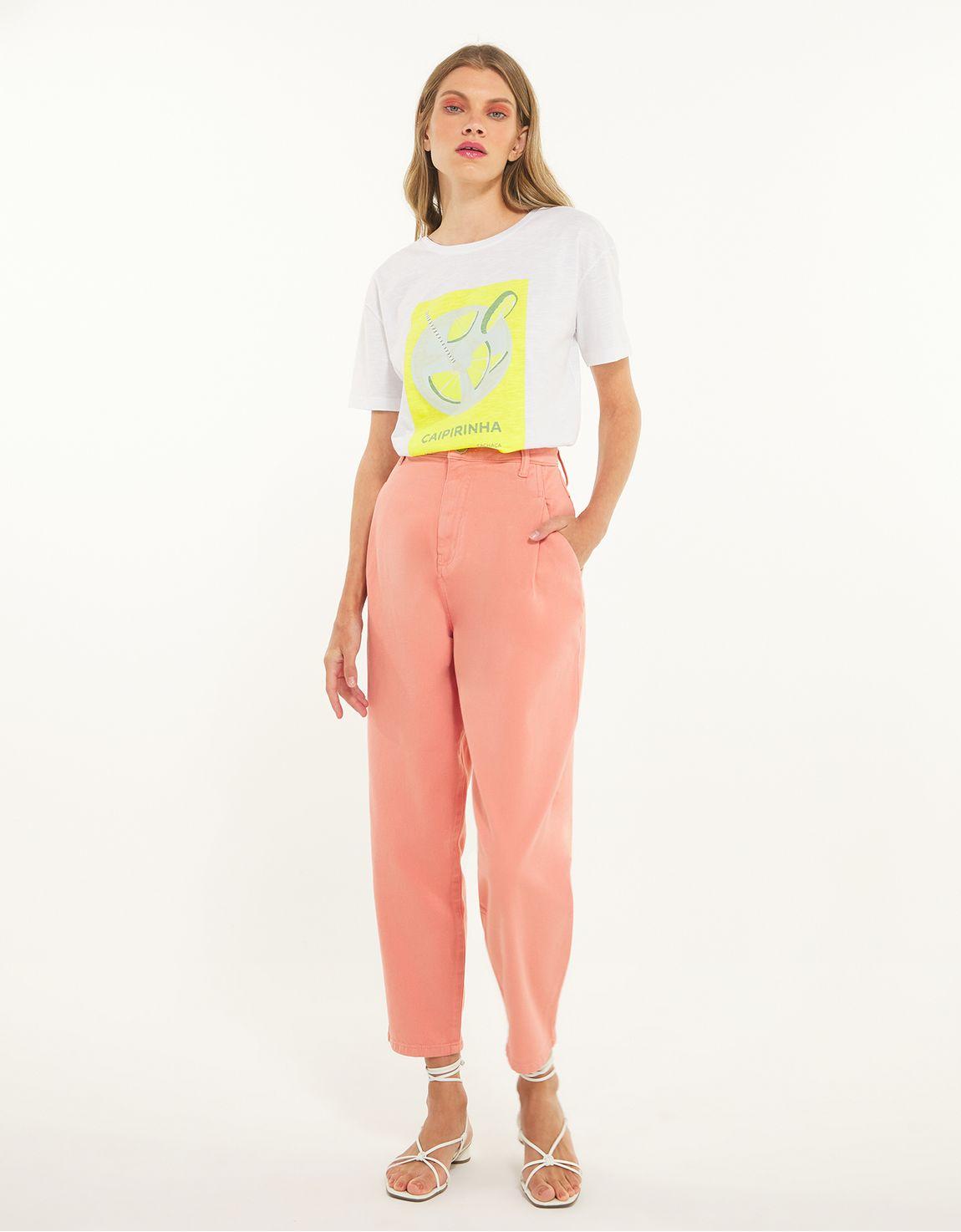 T-shirt capirinha